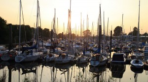 Yachthafen Grohn
